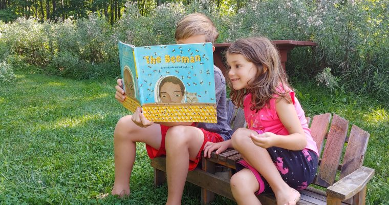 The Best Book about Honey Bees for Kids