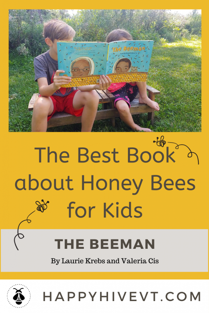 best bee book for kids