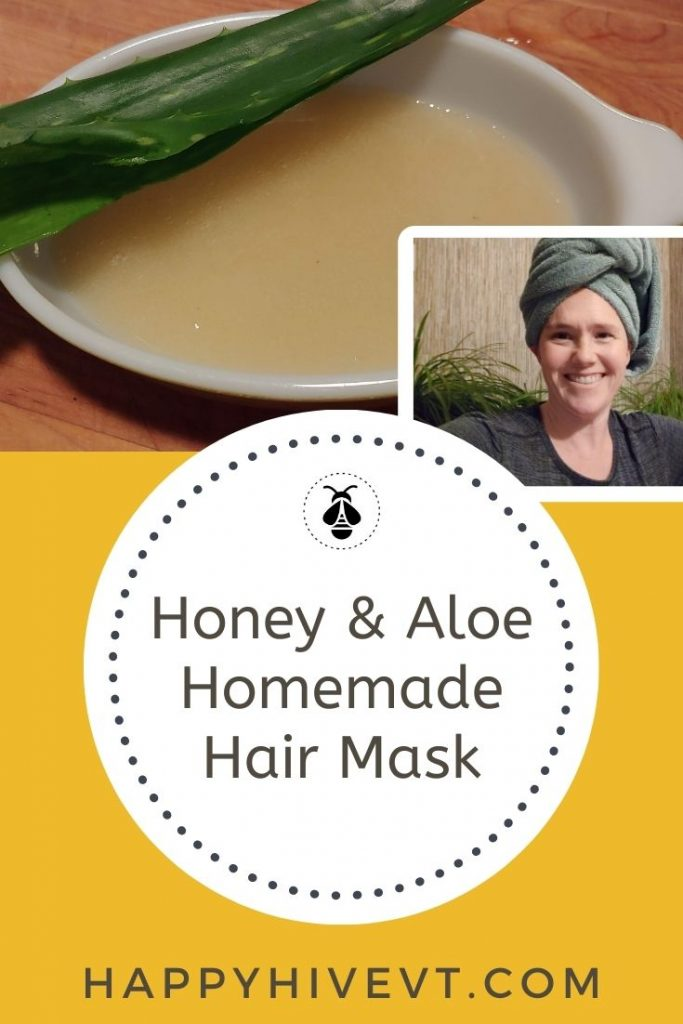 Honey & Aloe Hair Mask